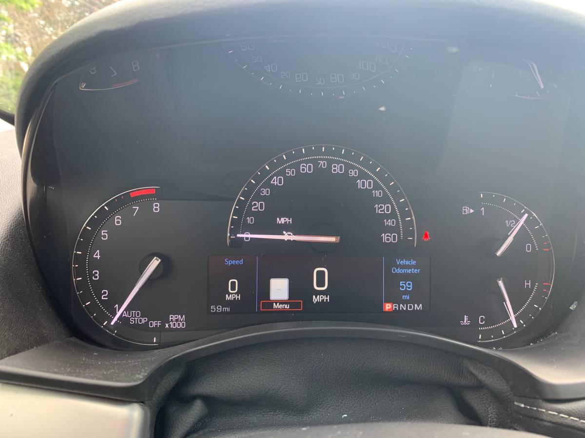 2019 Cadillac ATS AWD