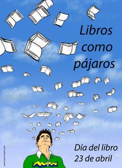 carteles_afiches_dia_del_libro_eu_2014_David_Pujol