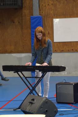 musical y  talentosa