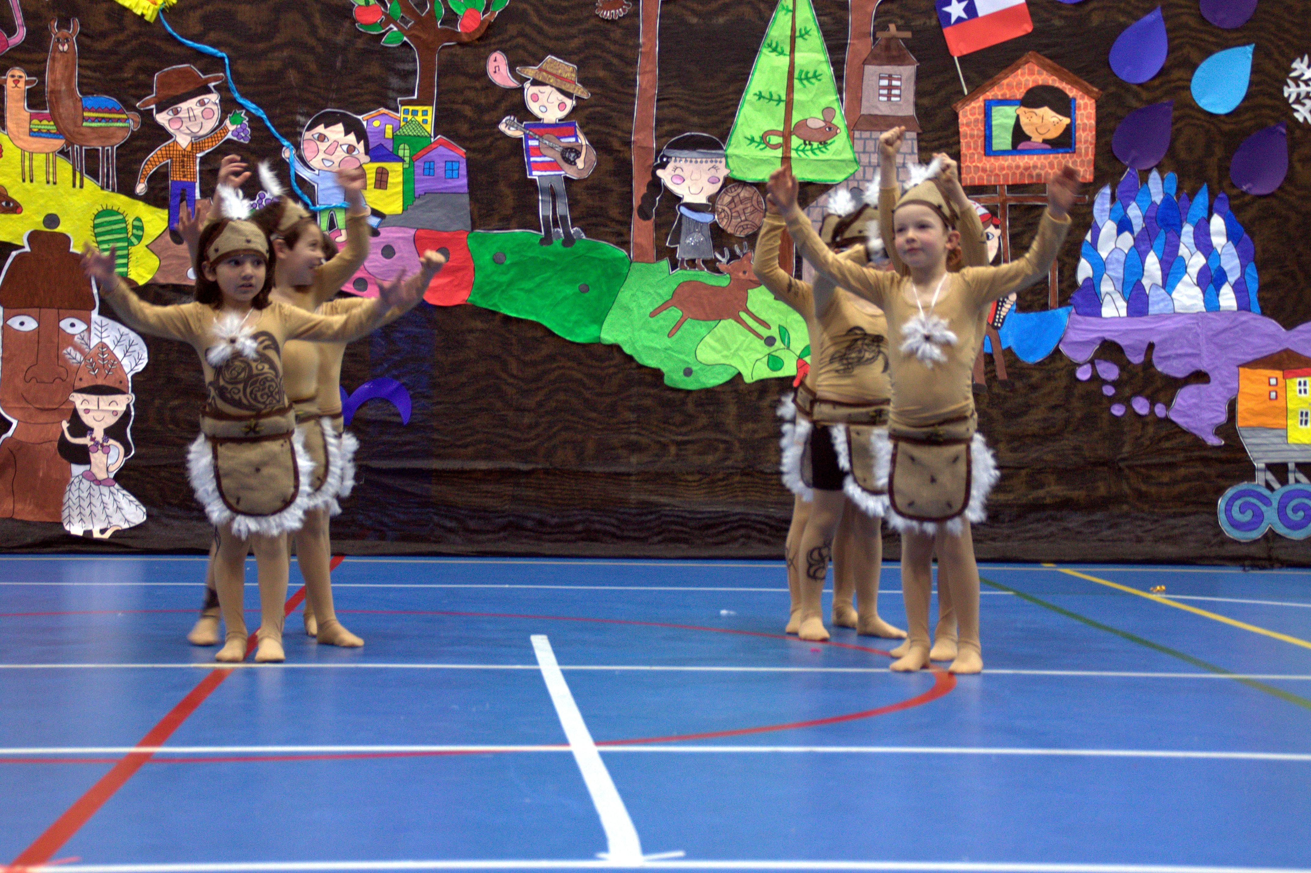 guerreritos Rapa Nui