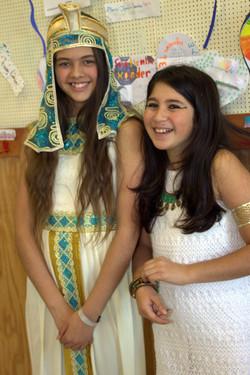 princesas de Egipto