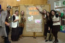 7 profesores vikingos