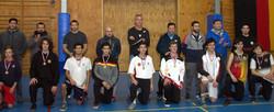 medallistas del torneo