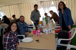 mesa de familia