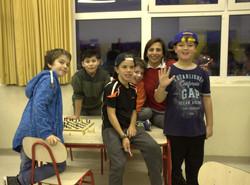 ajedrecistas del 5taA