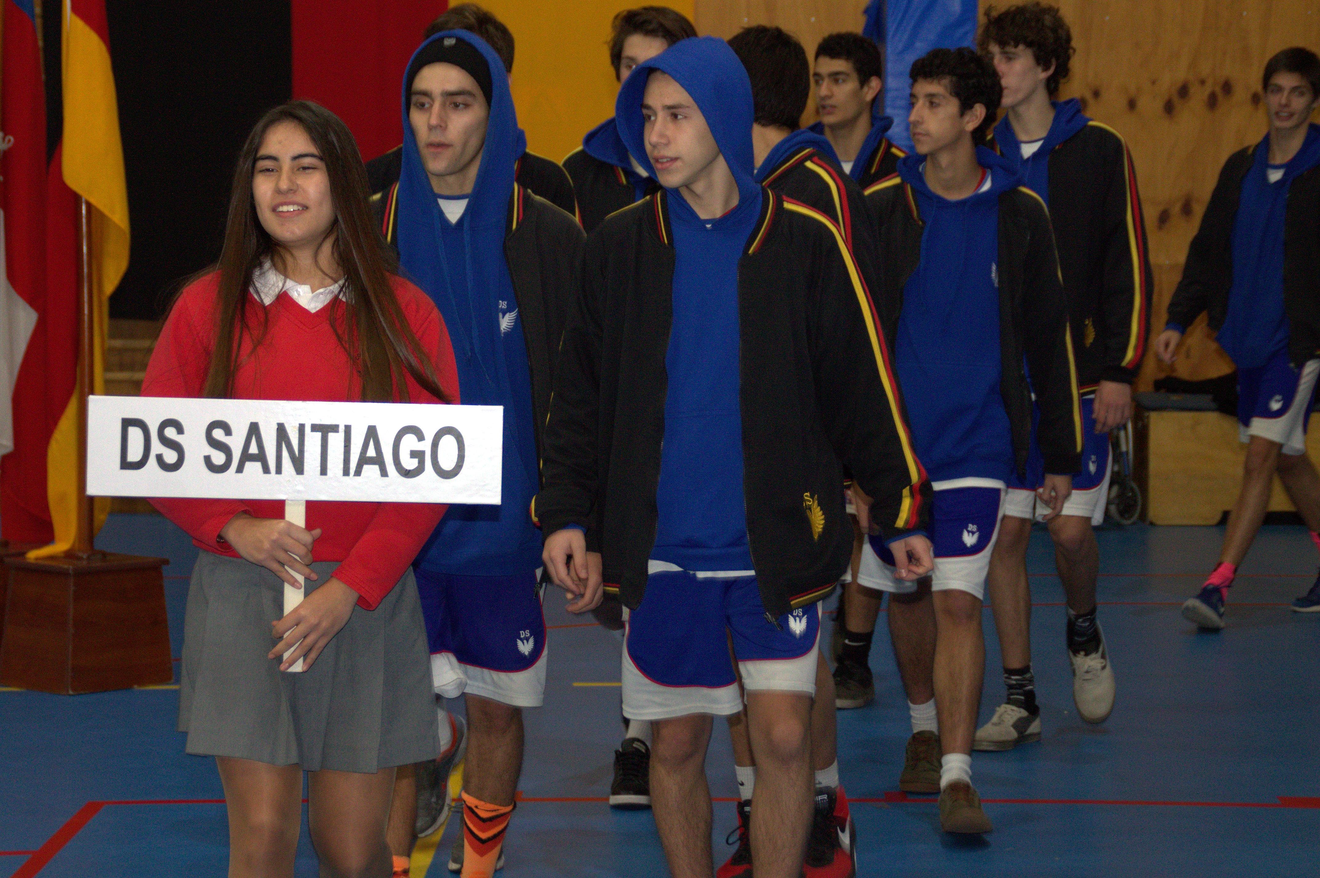Equipo DS Santiago
