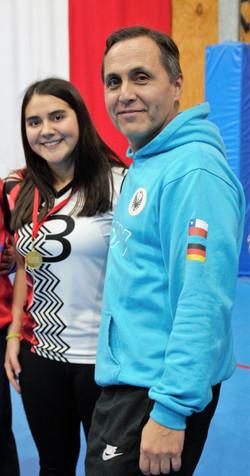 Florecia Olivares, medalla a la Jugadora Integral