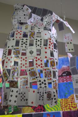 vestido cartas