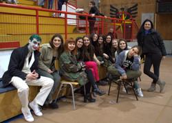 7 Luz Amaya y sus boys and girls
