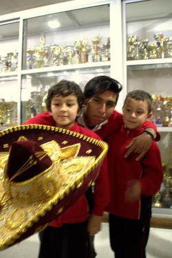 padrinos mexicanos