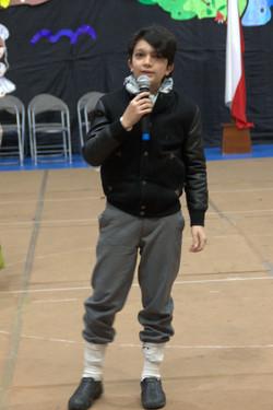 cantor de curso..