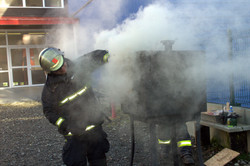7 experimentos con humo
