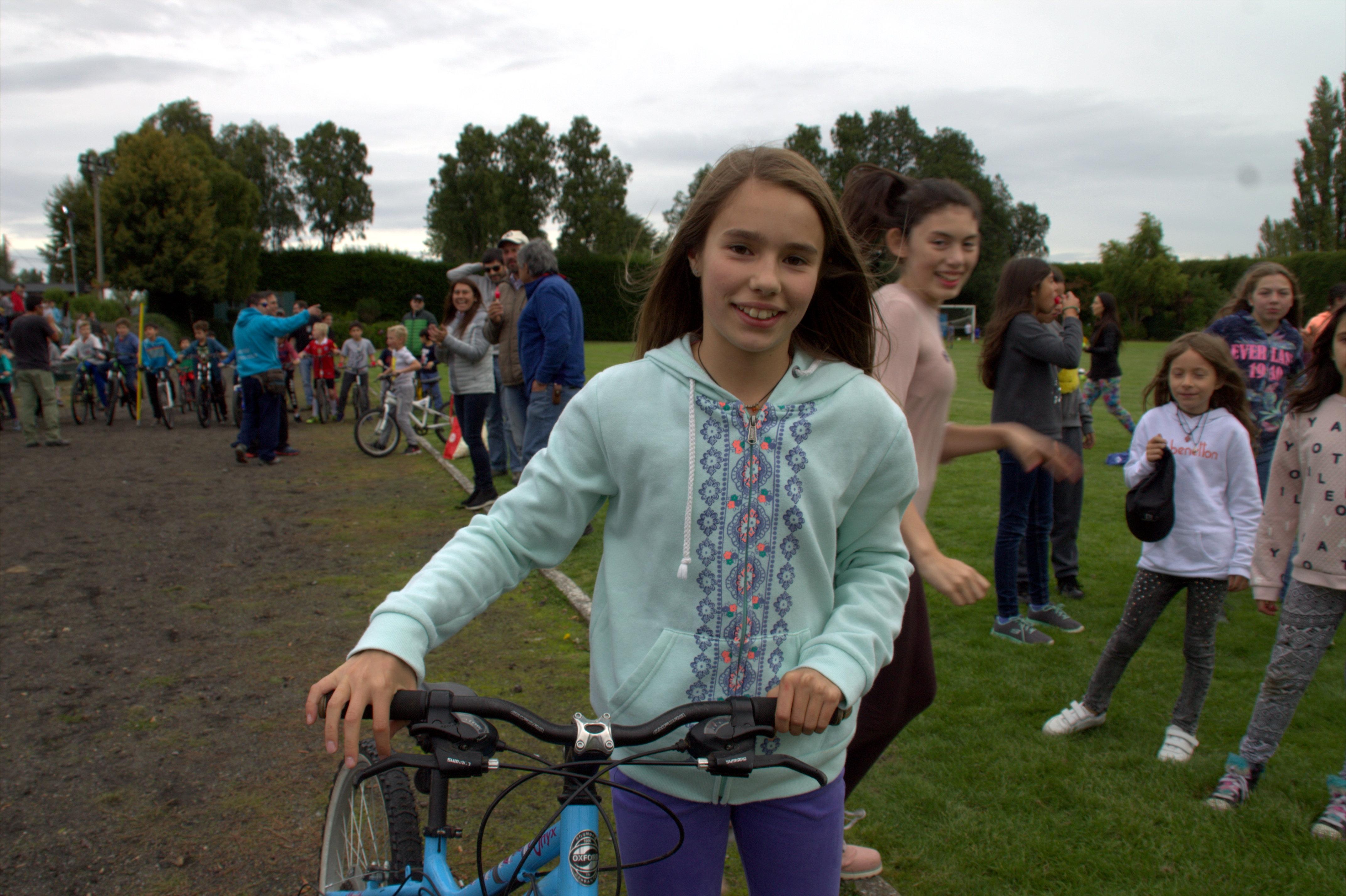 gandora primera vuelta ciclistas