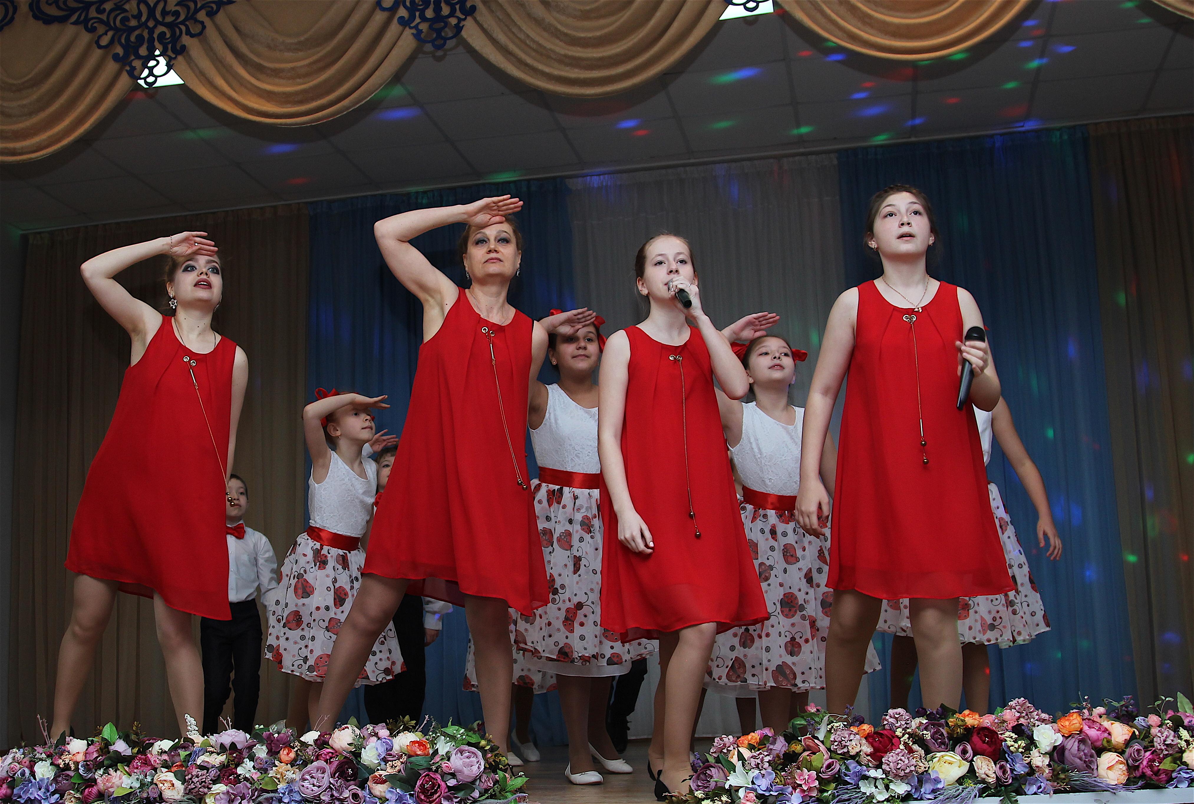 Артисты театра песни «As-соль»