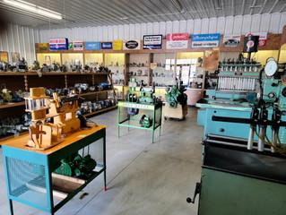 The Schroeter Diesel Technology Museum