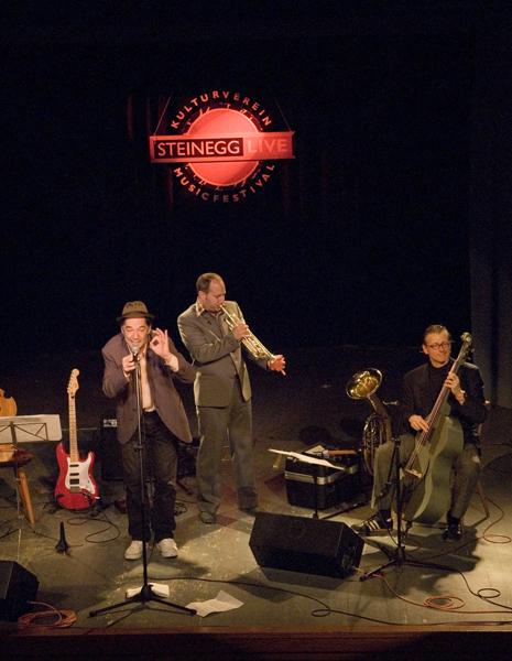 DonDonDon Steinegg live, Italien