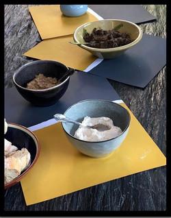 set de table curry