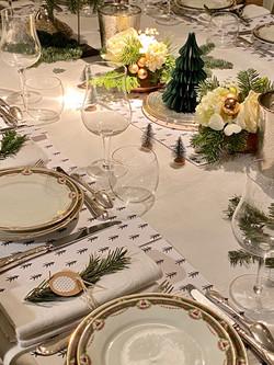 Set de table Sapin