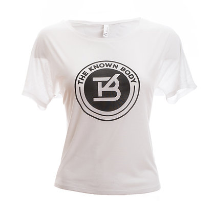 LOGO CUT-OUT TEE