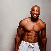 Dre Williams, Black Personal Trainer