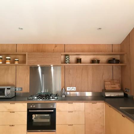 Norfolk Milestone Selfcatering Kitchen