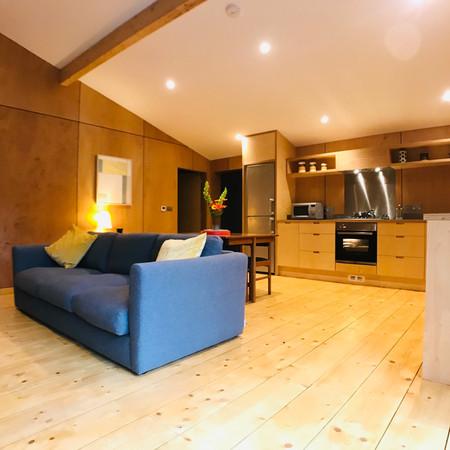 Norfolk Milestone Holiday Cottage Kitchen
