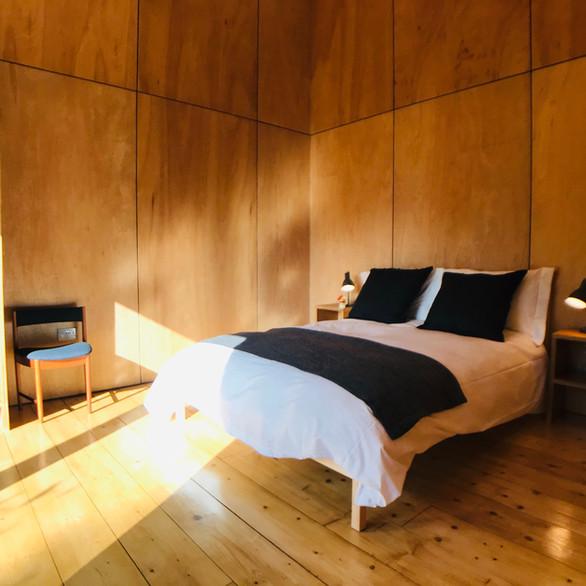 Milestone Norfolk Holiday Bedroom