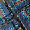 Thumbnail: Rainbow Snakeskin Neck Pouch with Vibe Saver from Karmaglass