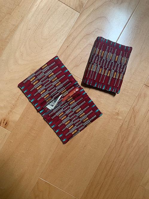 Native Roots Credit Card Wallet