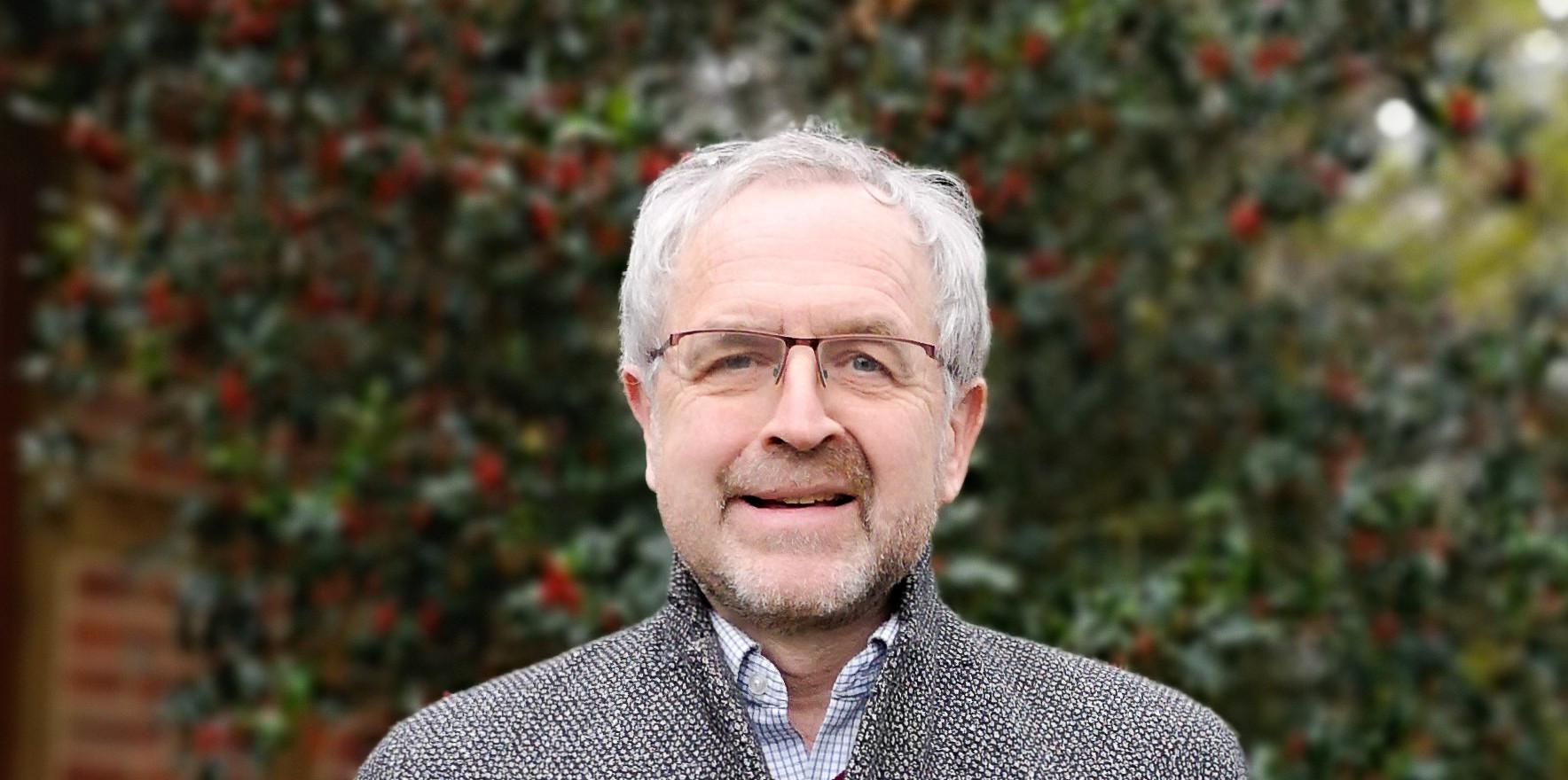 Prof. Reinhard Loske, Präsident der Cusanus Hochschule für Gesellschaftsgestaltung, Bernkastel-Kues