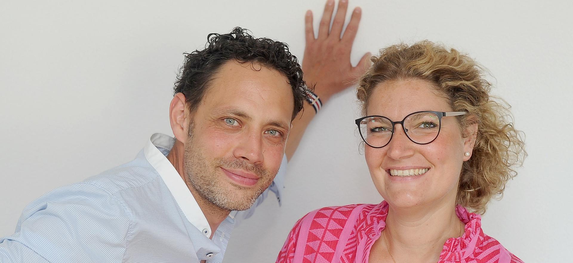 Katharina und Marcel Wiedenmann – Sankt Annagarten, Biologisches Weingut in 3. Generation