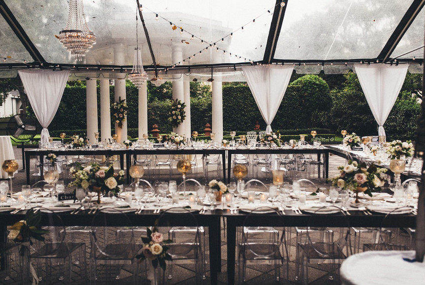 Elms Mansion Southern Wedding New Orleans
