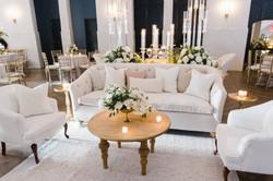 Blush & Neutrals on the Bone Sofa
