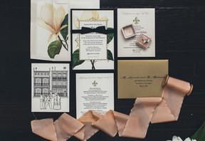 Southern Elms Mansion Wedding