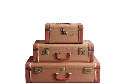 Draper Luggage Set