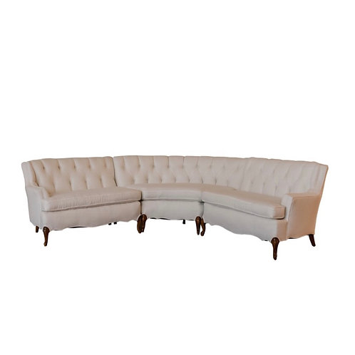 Pirouette Extended Sofa