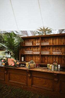 Holmes Cabinet + Maryland Bar