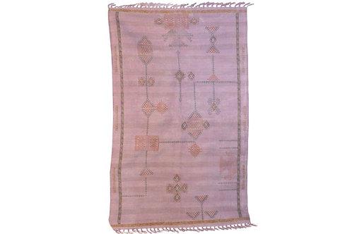 Purple Tribal Rug