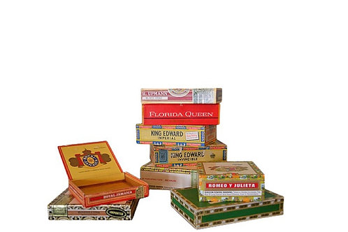 Cigar Boxes, Color