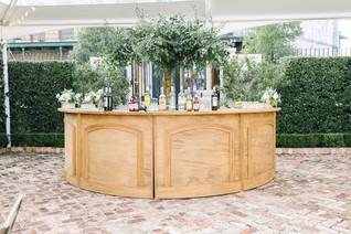 Half Round Bar Il Mercato