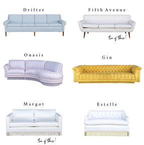 Introducing The Fringe & Mid Century Collections