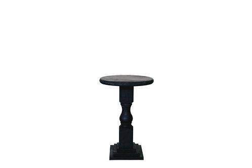 The Met Pedestal Side Tables
