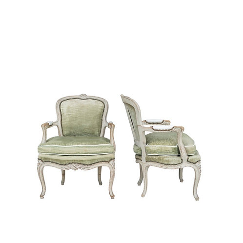 French Mist Chairs