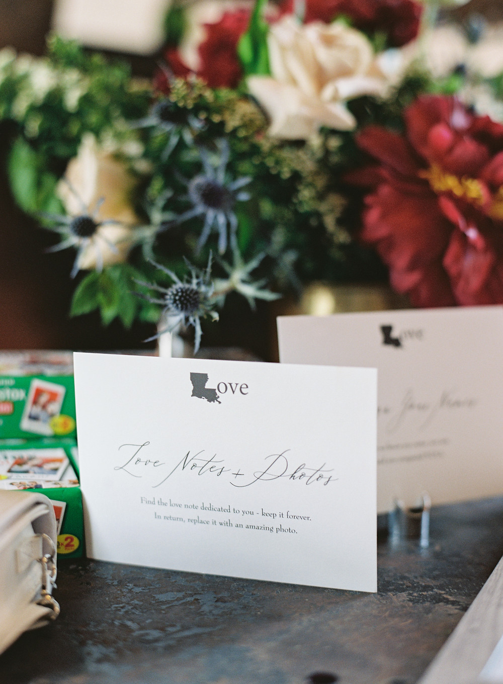 New Orleans Wedding Favors