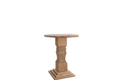 Square Pedestal Side Tables