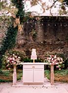 Monastery Styled Shoot-New Orleans Weddi