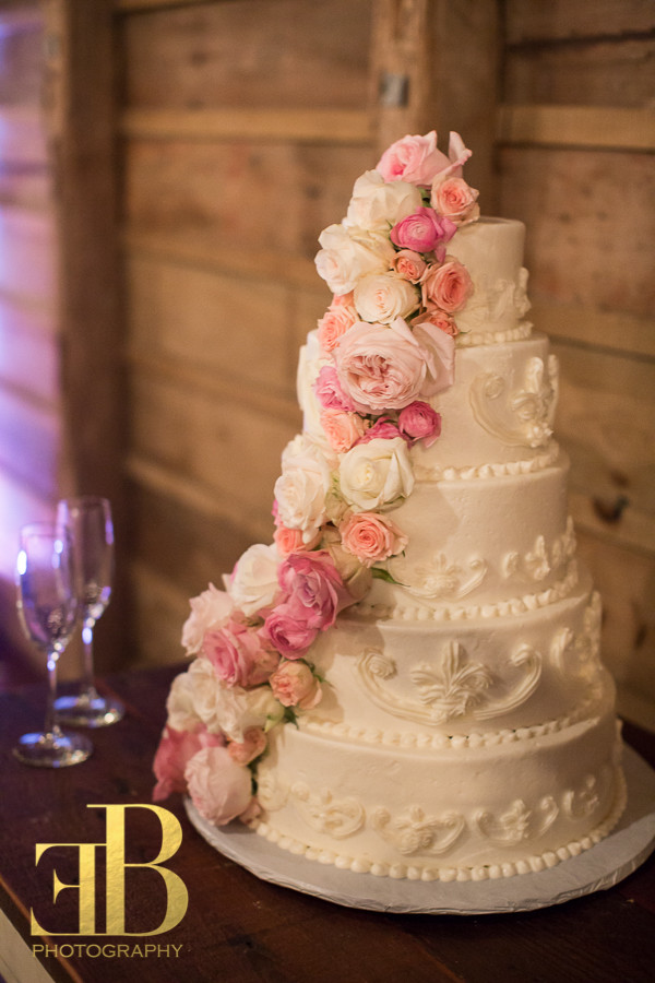 Wedding Cake, Destrehan Wedding