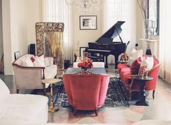 Kingsway Studio Red Lounge