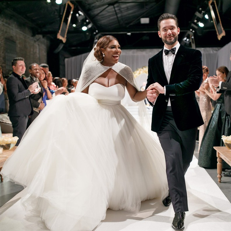 Serena Williams Wedding New Orleans Even