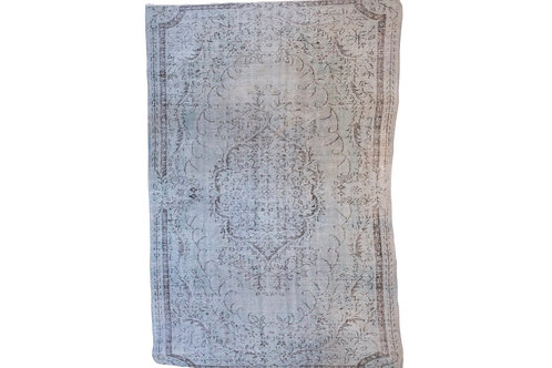 Soft Blue Turkish Rug